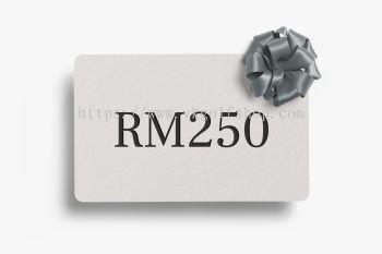 Digital Gift Card RM250 MYR