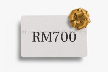 Digital Gift Card RM700 MYR (Duties and taxes included)