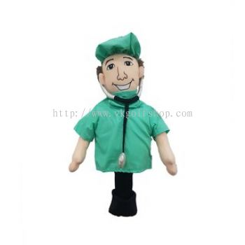 Creative Cover - Doctor - Golf Club Headcover
