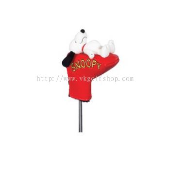 Creative Cover - Snoopy Lying - Golf Putter Club Headcover