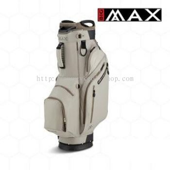 Big Max Cart Bag Dri Lite Style 360 Sand/Chocolate