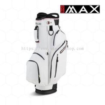 Big Max Cart Bag Dri Lite Style 360 White/Pink