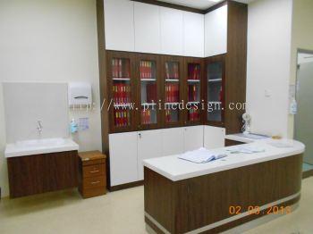Nurse Counter Design