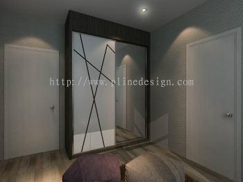 Bedroom 2 Wardrobe