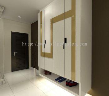 Shoes Cabinet Design