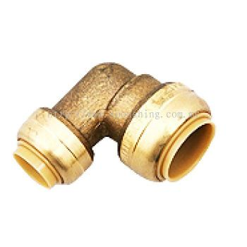 Copper Fittings Reducing Elbow CxC 15mm x 12mm