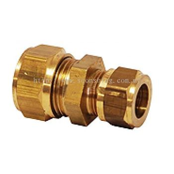 Copper Fittings Reducing Socket CxC 15mm x 12mm