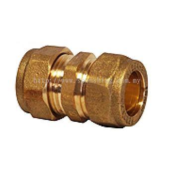 Kembla Copper Fittings Socket CxC 15mm x 15mm