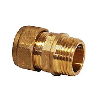 """Kembla Copper Fittings Socket CxMI 15mm x 1/2"""""""