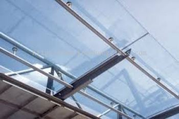 GLASS ROOF 10
