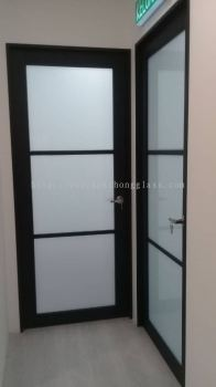 Aluminium Door - Swing Door