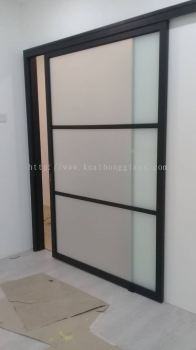 Aluminium Door - Sliding Door