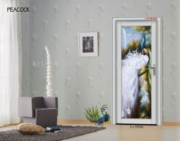 aluminium design door
