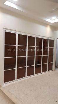Aluminium Folding Door 5