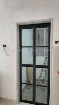 Aluminium Folding Door 12