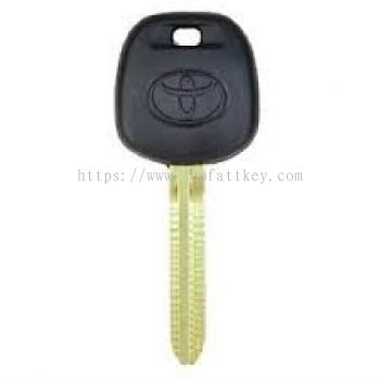 Toyota Transponder key (Vios ,Artis,Alphard,Hilux,all type of Toyota car)