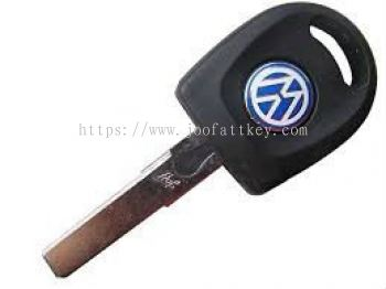 VOLKSWAGEN Transponder key(Polo,Golf,Jetta,Scirocco,Beetle)