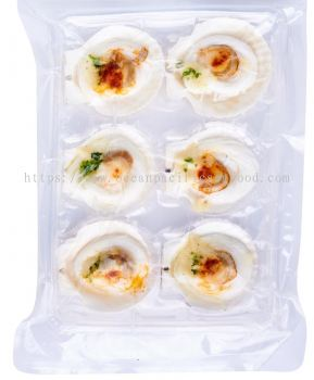 Garlic Scallop With Vermicelli 8/9 270G -6PCS