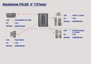 ALUMINIUM PILLAR - MF