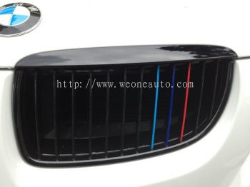 E90 Front Grill with 3 colour