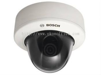 VDC480 Series Dome Cameras FlexiDome XF Indoor