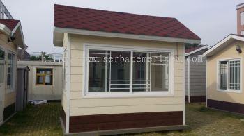 Prefabricated Cabin ( EXS Cabin )