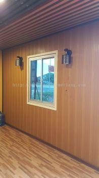 Decorated Cabin Resort