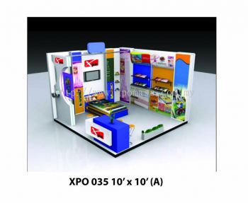 Exhibitions Booth Design
