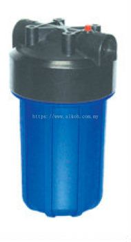 "10"" Big Flow Housing Filter - Blue"