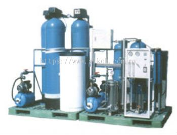 Industrial Reverse Osmosis Water Treatment Facilities