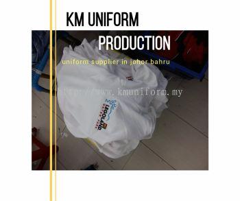 Custom Made & Ready Made Uniform Manufacturer, Uniform Design, UniformSupplier in Johor Bahru (JB), Malaysia. KM  Uniform Sdn Bhd (
