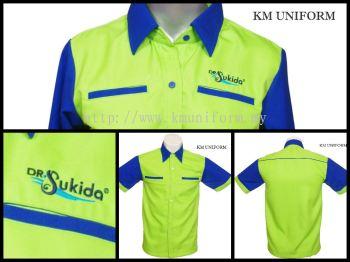 Dr Sukida, kmuniform.my