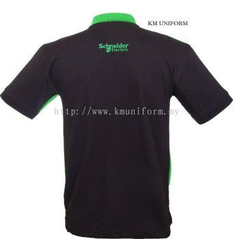 KM uniform ,APC Back