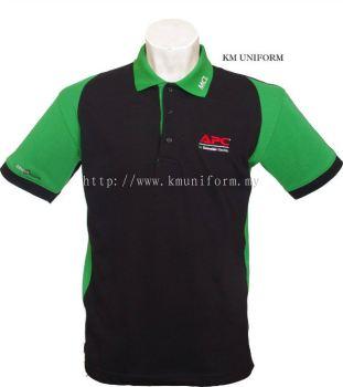KM uniform ,APC front