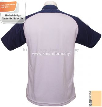 Custom Made Polo Tee Uniform (1)