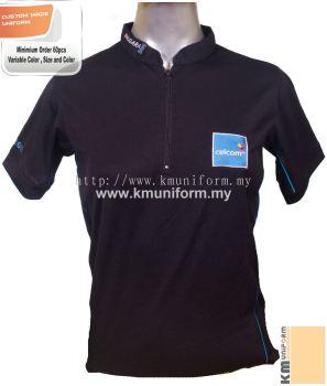 Custom Made Polo Tee Uniform (8)