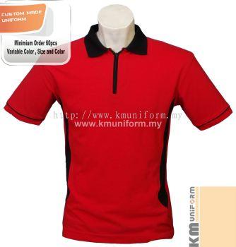 Custom Made Polo Tee Uniform (35)