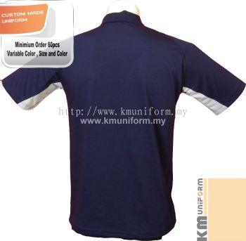 Custom Made Polo Tee Uniform (38)