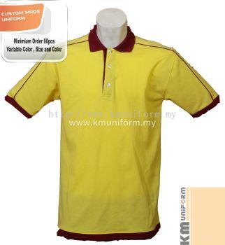 Custom Made Polo Tee Uniform (41)