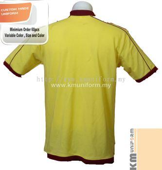 Custom Made Polo Tee Uniform (42)