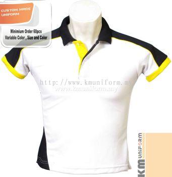 Custom Made Polo Tee Uniform (45)