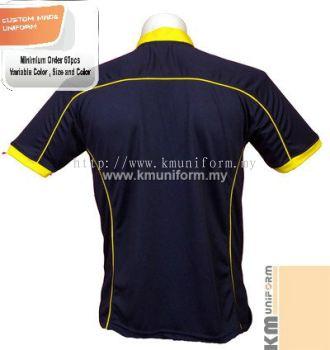 Custom Made Polo Tee Uniform (48)