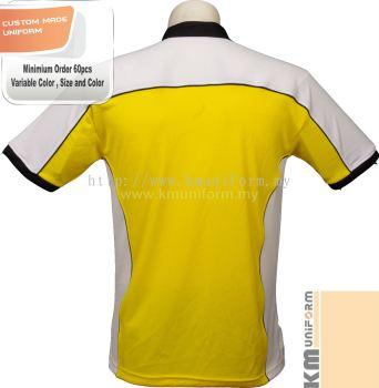 Custom Made Polo Tee Uniform (112)