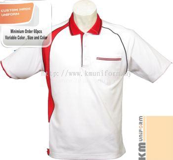 Custom Made Polo Tee Uniform (113)