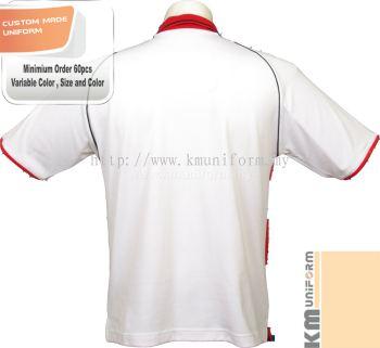 Custom Made Polo Tee Uniform (114)
