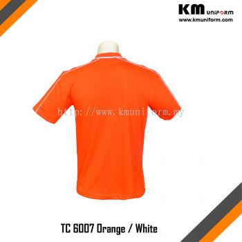 Uniform TC 6007 back