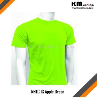 RNTC 13 Apple Green