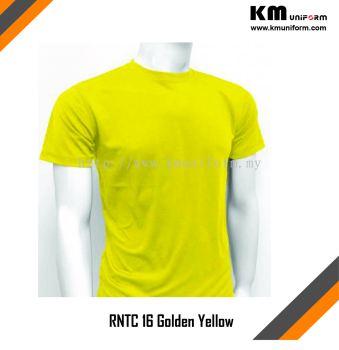 RNTC 16 Golden Yellow