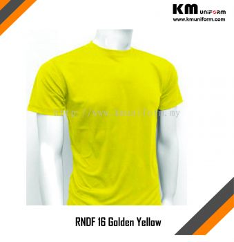 RNDF 16 Gplden Yellow