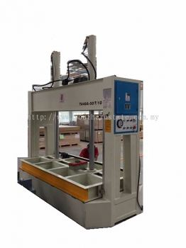 SOUSTA Hydraulic Cool Press with Roller Device